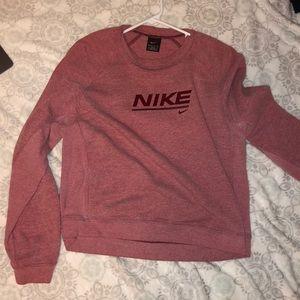 vintage nike pastel crew neck sweatshirt